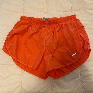 Nike running shorts medium